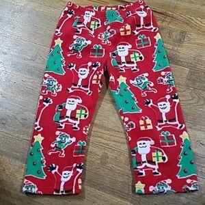 The Children's Place Christmas PJ Bottoms